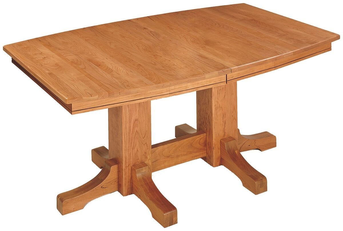 Cherry Mission Dining Table