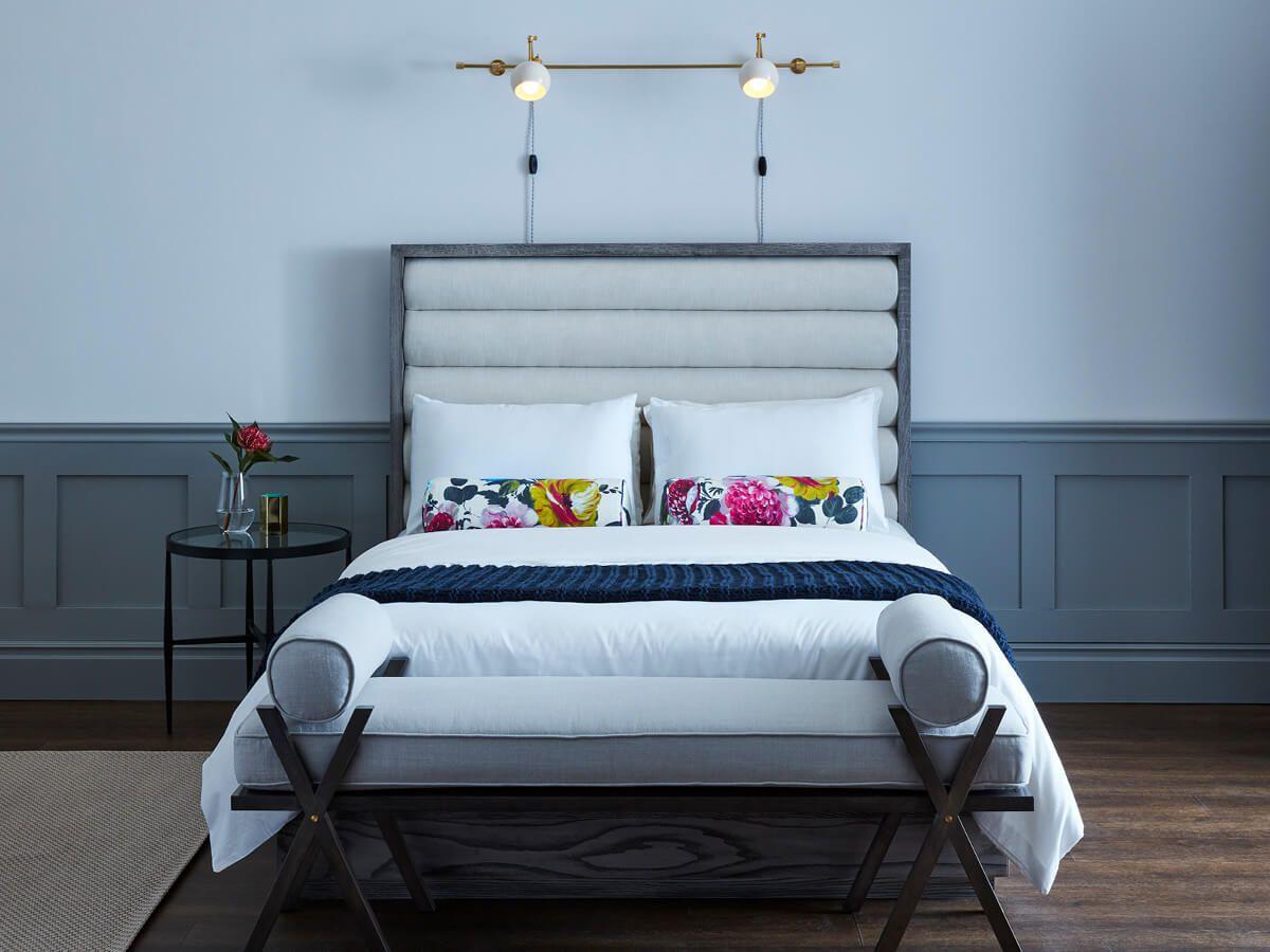 Modern Handmade Bed Frame