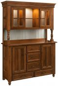 Fairlawn 2-Door Hutch