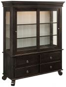 Galion 4-Drawer Hutch