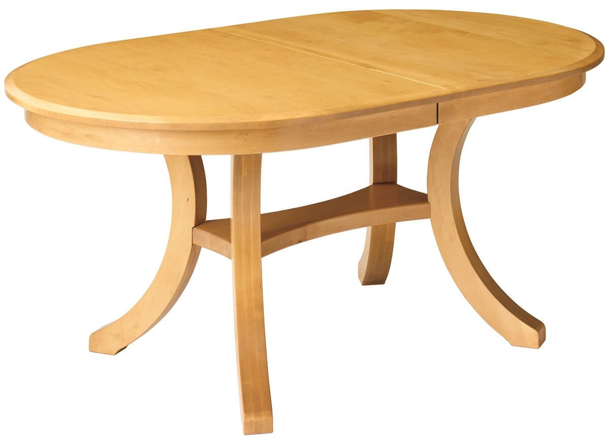 Hoxie Oval Dining Table