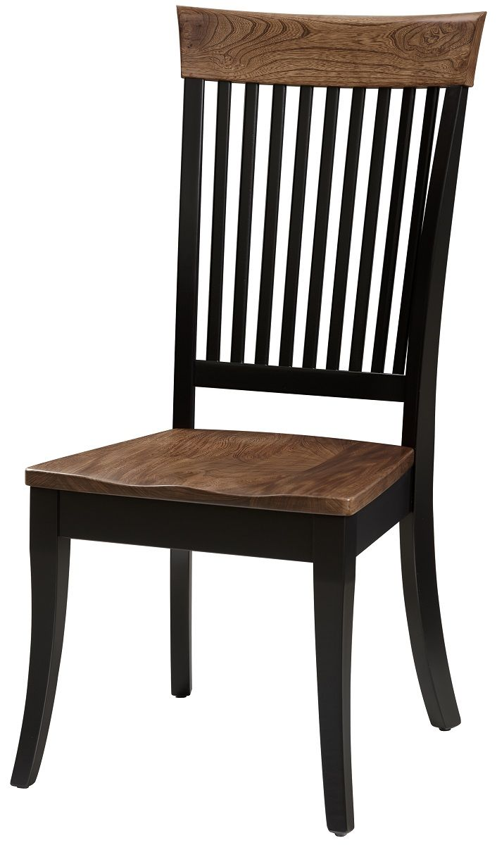 Two Tone Hoxie Side Chair