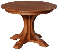 Malverne Single Pedestal Table