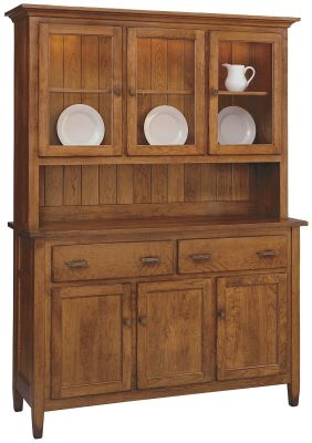 Prairie Grove 3-Door Hutch