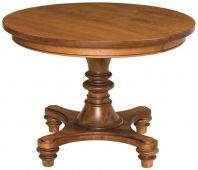 Vilonia Single Pedestal Table
