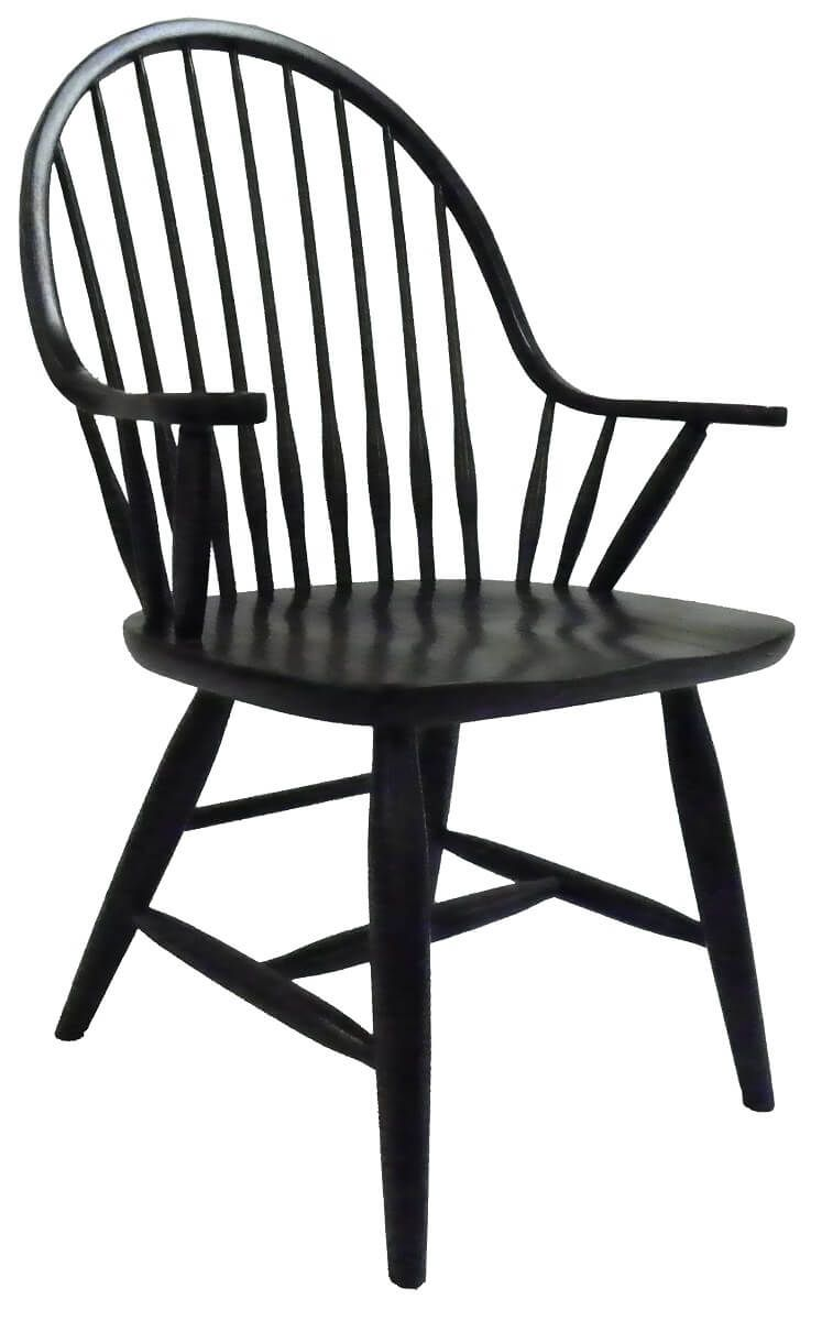 Mansour Windsor Arm Chair