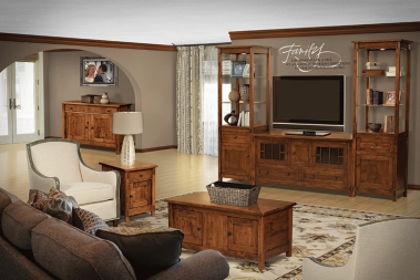 Amish Living Room Furniture - Countryside Amish Furniture