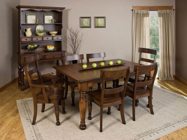 French Country Style Amish Furniture By Countryside
