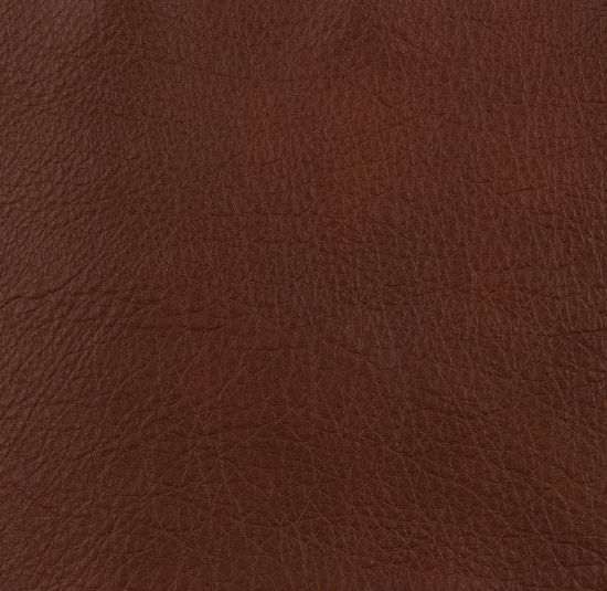 Moroccan Brown leather