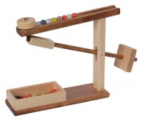 American Made Marble Run Toy