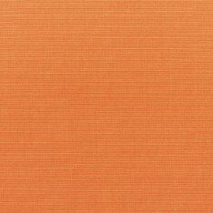 Canvas Tangerine leather