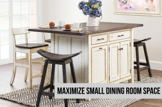 7 Tips for Maximizing Small Dining Room Spaces