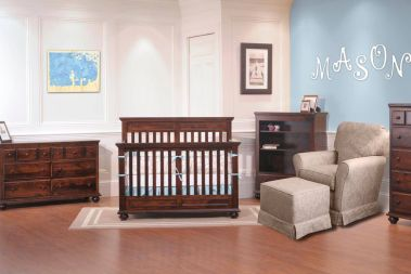 Mission Nursery Furniture