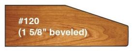 Canal Dover 1 5/8 Inch Beveled Edge