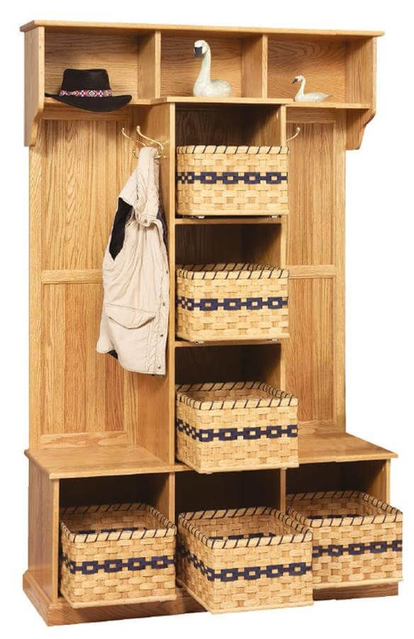 Premier Entryway Storage Solution