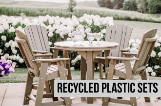Recycled Plastic in our Products