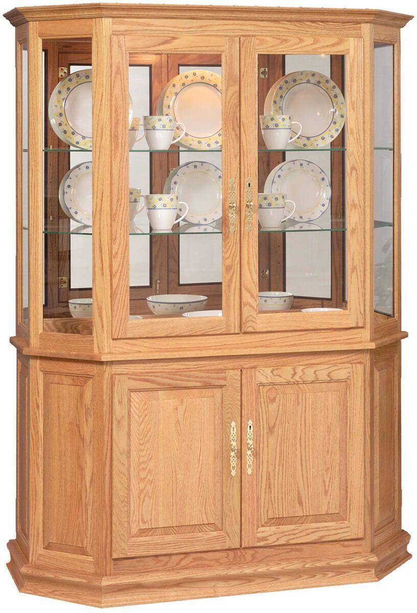 St. Louis Curio Cabinet