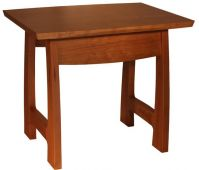 Watkins Glen End Table