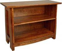 Watkins Glen 1-Shelf Console Bookcase