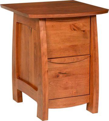 Watkins Glen 2 Drawer File Cabinet Countryside Amish Furniture