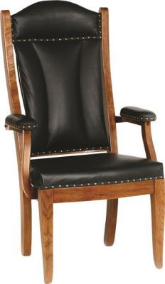 Hawthorne Client Arm Chair