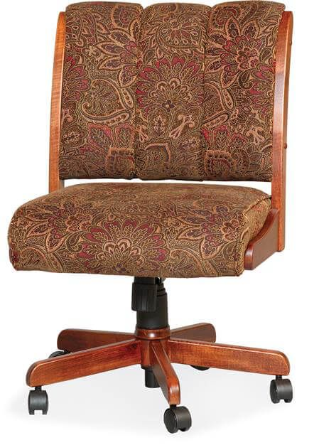 Fabric Upholstery Option