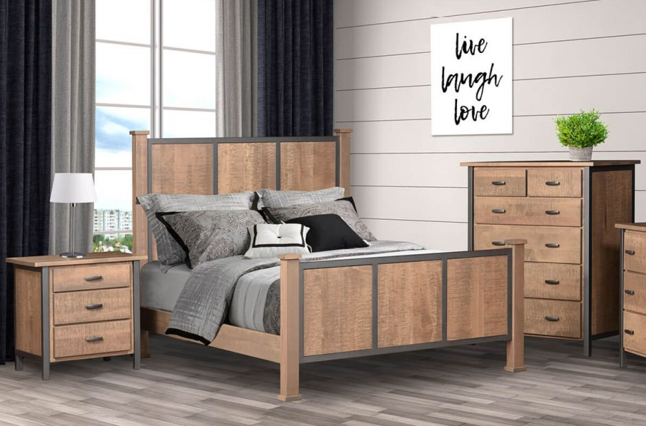 Nicasio Creek Bedroom Set image 1