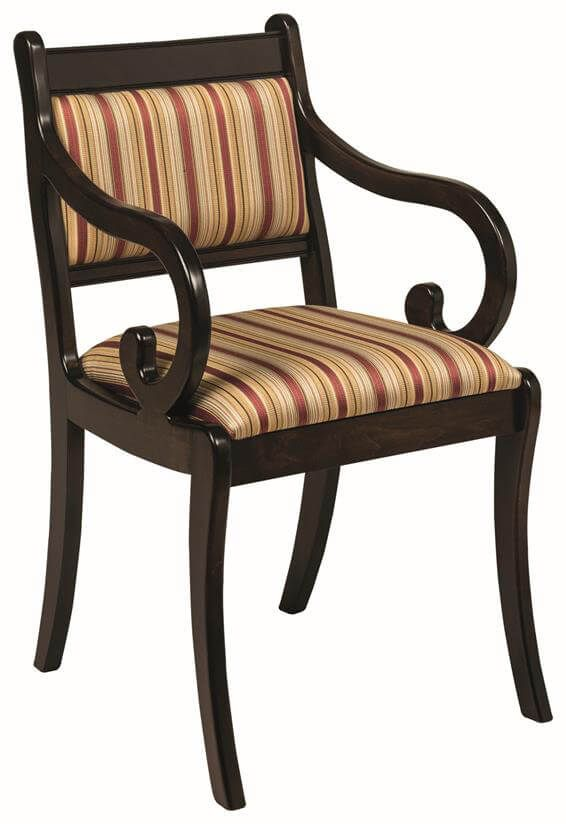 Athenian Upholstered Dining Chair