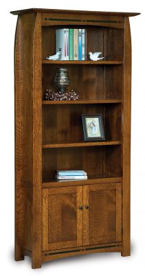 Coronado Bookcase with Storage