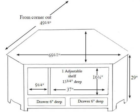 ➤ diagram valley corner wire diagram antwan metzger diagramdiagram valley corner wire diagram tahari wood corner tv stand console