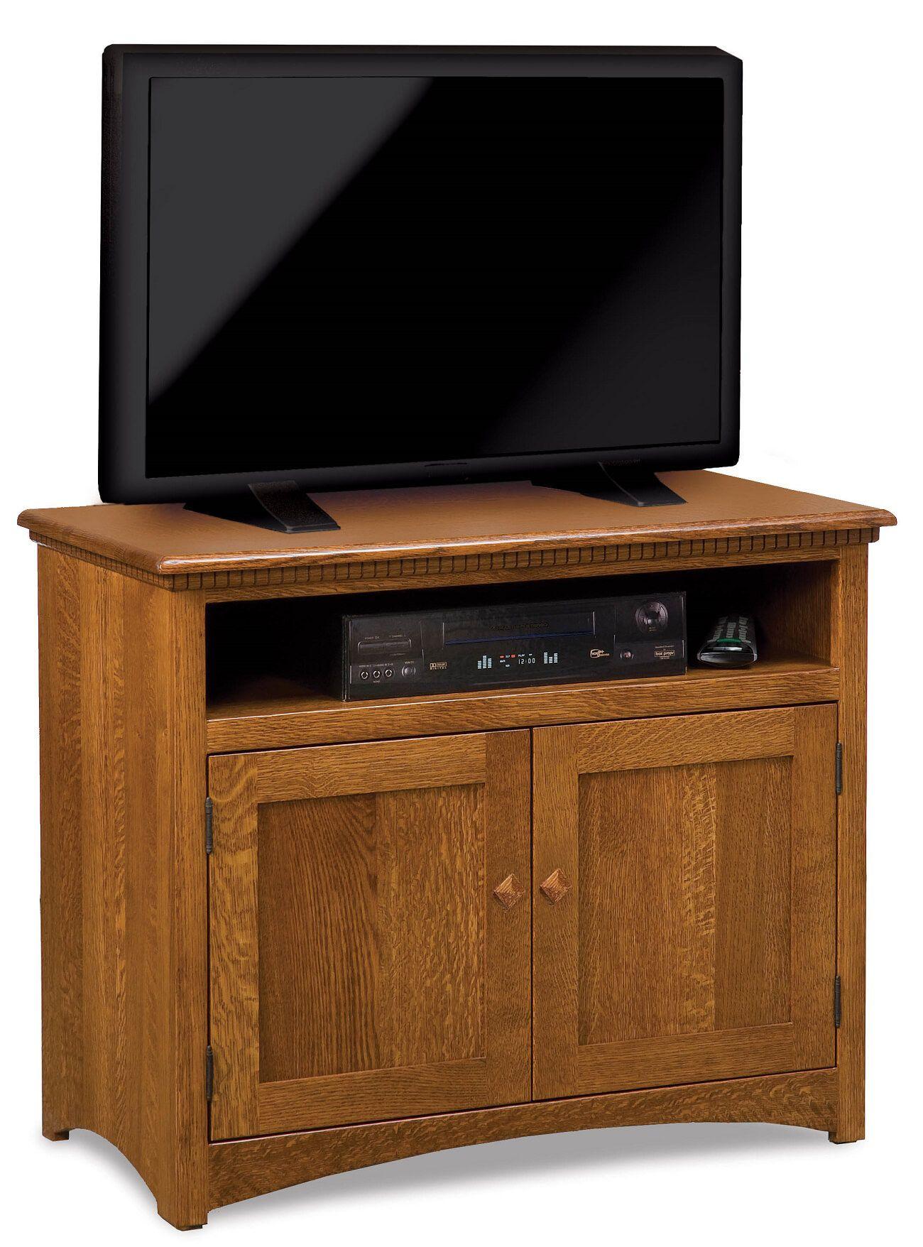 Twin Falls 2-Door TV Cabinet
