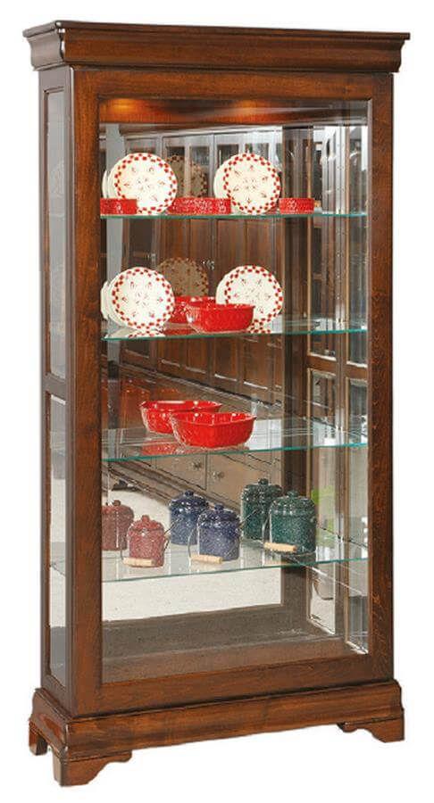 Belmont Curio Cabinet