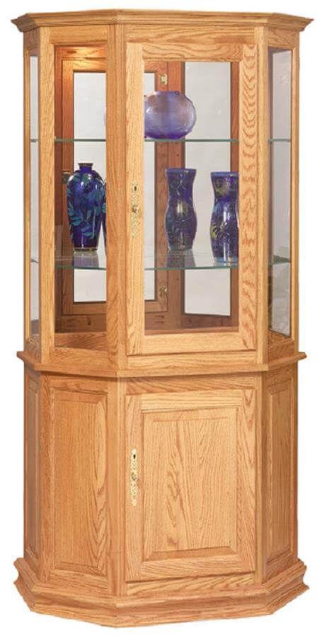 Bienville Curio Cabinet