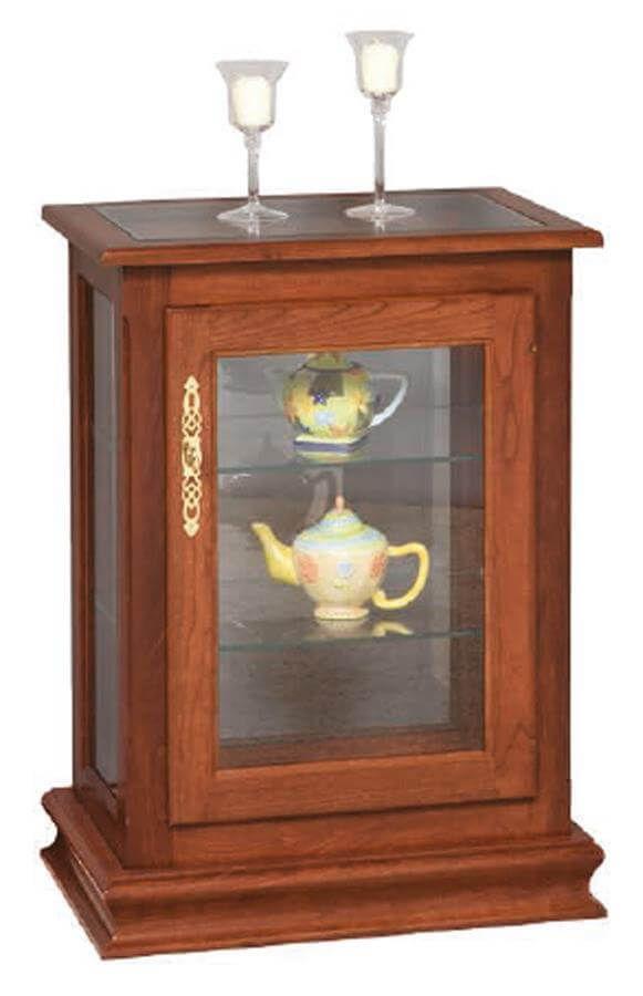 British Isles Display Cabinet