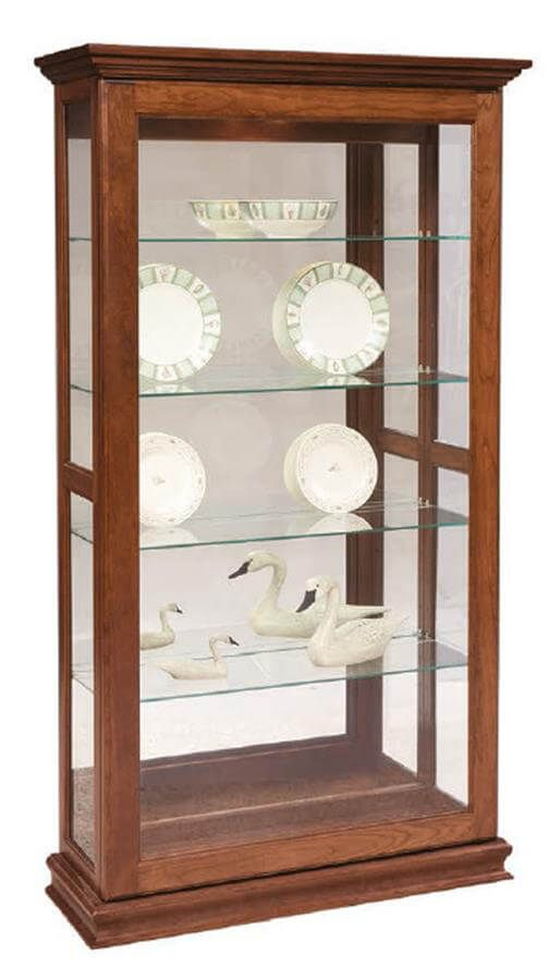 Georgia Large Display Cabinet