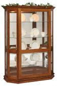 New London Curio Cabinet