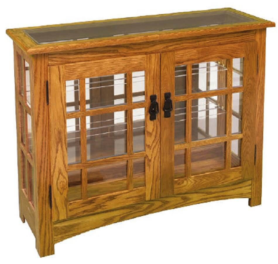 Newton Curio Cabinet