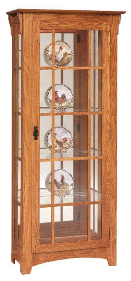 Santa Barbara Curio Cabinet
