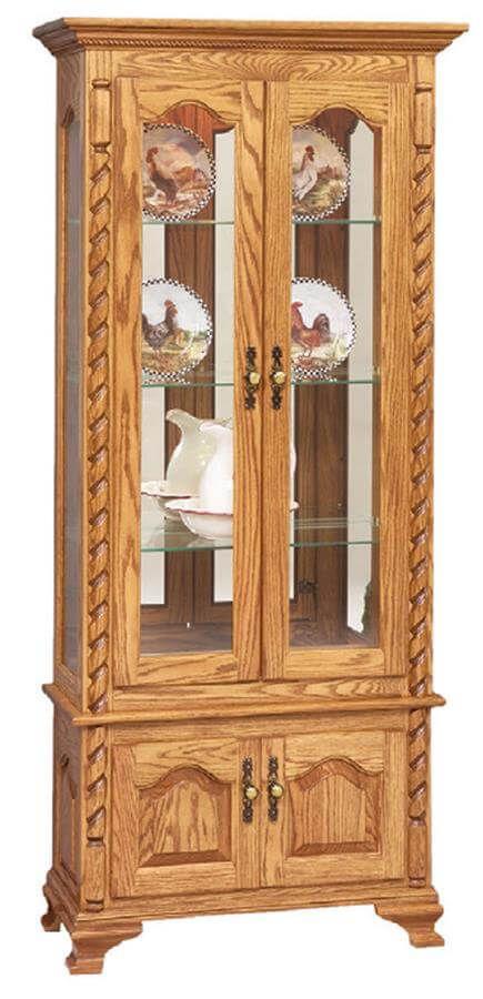 Solvang Curio Cabinet
