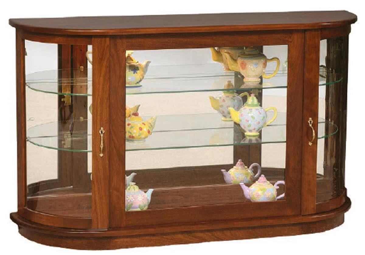 Winchester Curio Cabinet