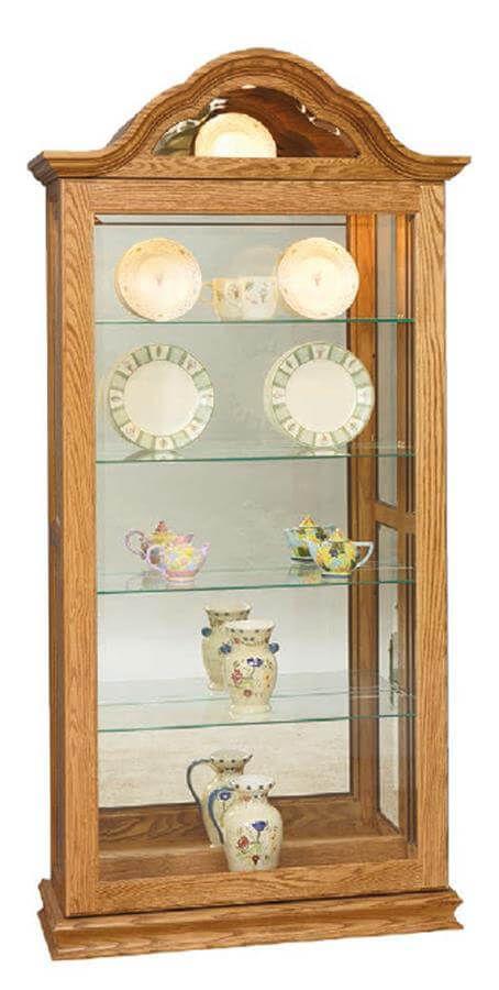 Windsor Curio Cabinet