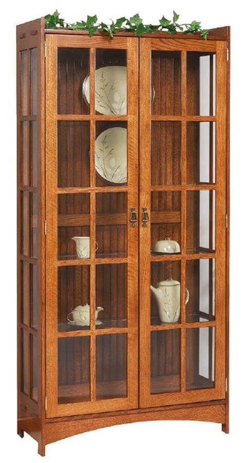 Woodland Curio Cabinet