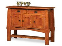Sitka Craftsman Buffet Server