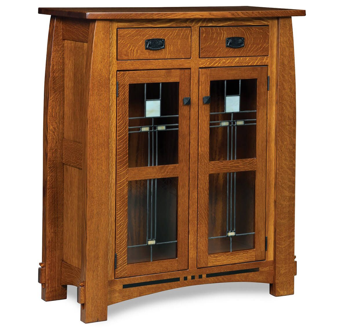 Sitka Craftsman Dining Room Storage Pantry