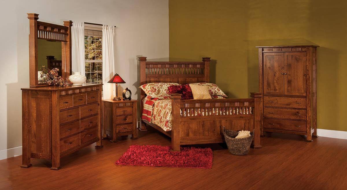 Tuskegee Bedroom Set