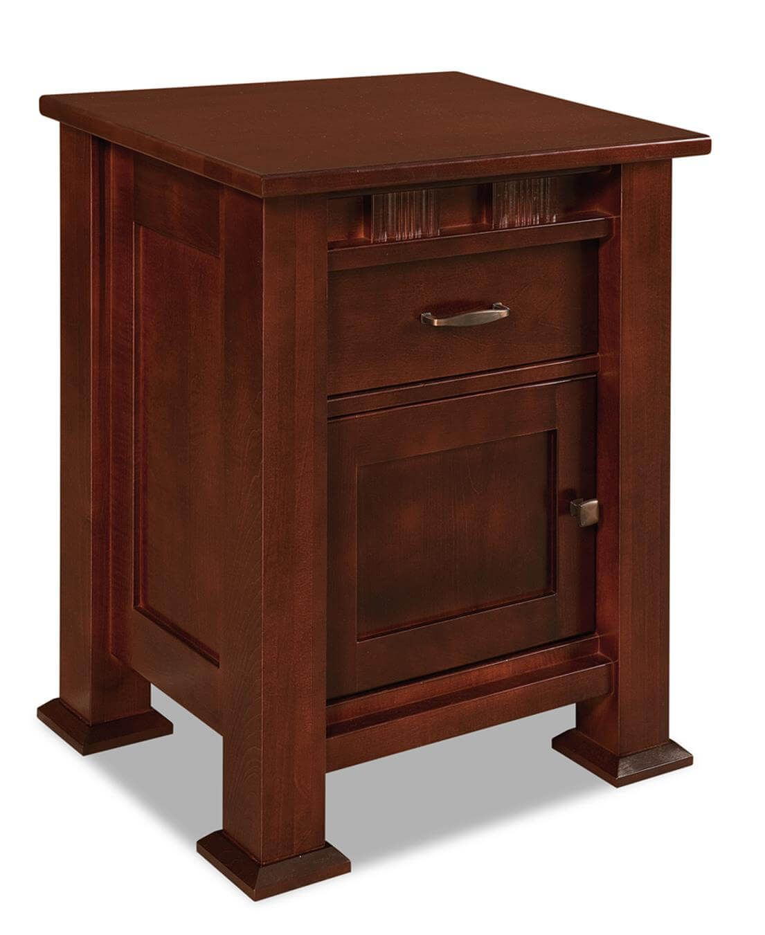 Tuskegee Door Nightstand