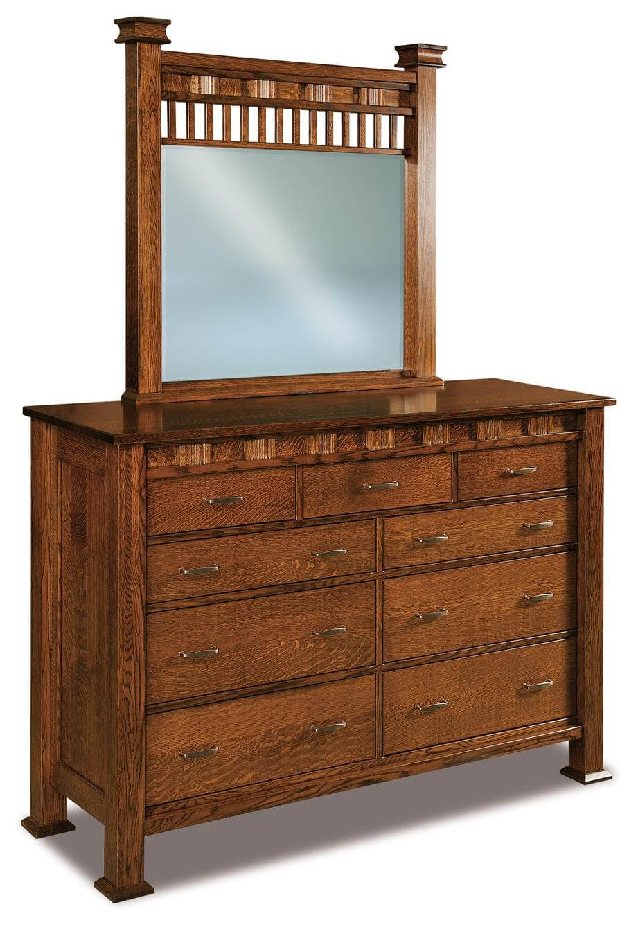 Tuskegee 9-Drawer Dresser
