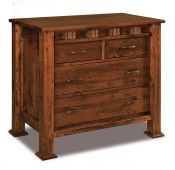 Tuskegee 4-Drawer Child's Chest