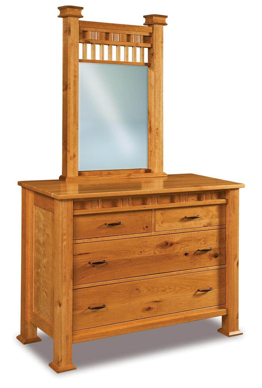 Tuskegee Small Dresser