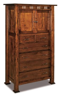 Tuskegee Chest Armoire